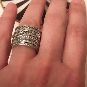 Henri Bendel Stack Ring